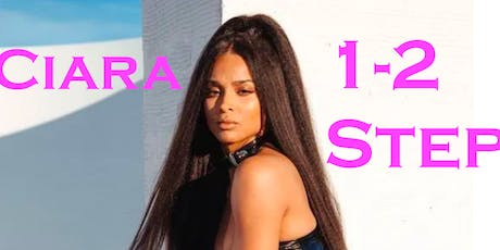 Ciara 1-2 Step dance class & nightclub performance tickets