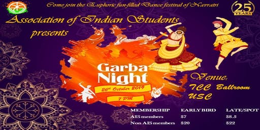 AIS Garba Night - 2019