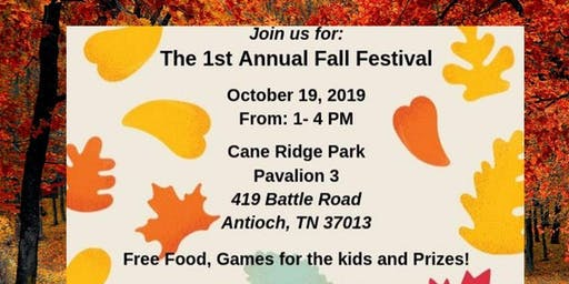 Fall Festival and Customer Appreciation