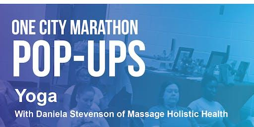 Free Yoga Class- One City Marathon Community Event