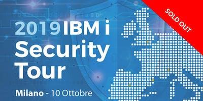 IBM i Security Tour Milano 2019