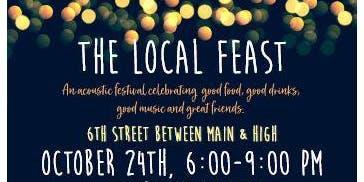 The Local Feast-- An Acoustic Festival