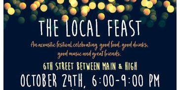 The Local Feast-- An Acoustic Festival
