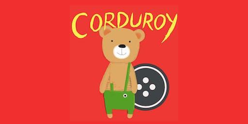 Stevenson Foundation - Children's Theater: Corduroy