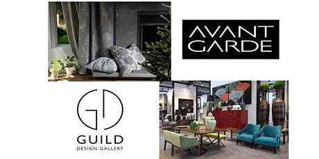 English Tea with Guild Design and Avant Garde - Fabric and Home Decor tickets