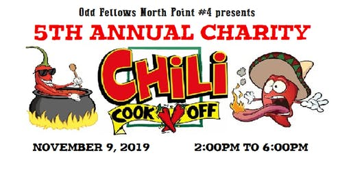 5th Annual Charity Chili Cook Off