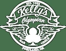 Kelly's Olympian logo