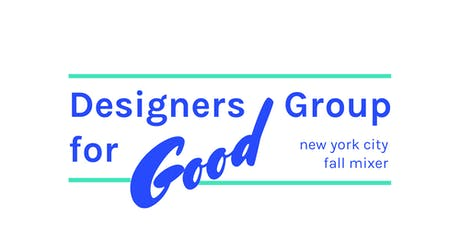 Design Gigs for Good NYC Community Gathering tickets