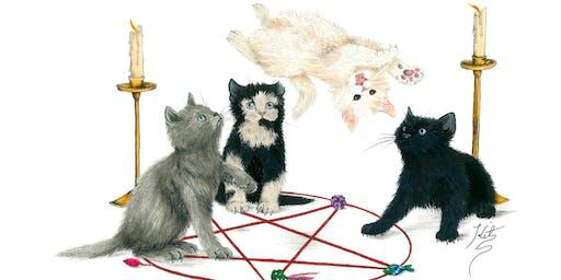Kitten Corner: Spook-Tacular