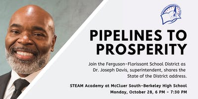 State of the District - Pipelines to Prosperity