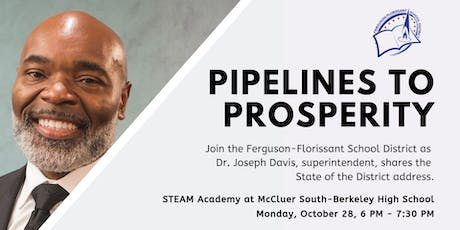 State of the District - Pipelines to Prosperity tickets