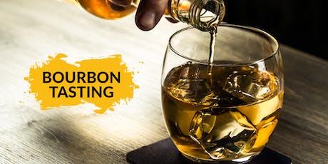 Bourbon Tasting tickets