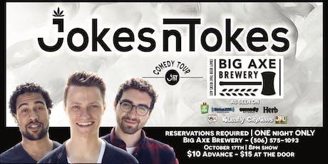 JNT Comedy - Nackawic NB - Eastern Canada Tour tickets