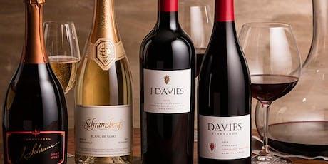 Schramsberg Wine Dinner tickets