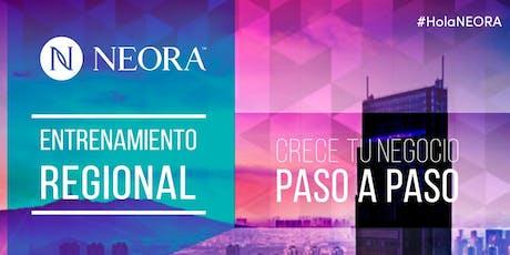 Regional Bogotá Octubre boletos
