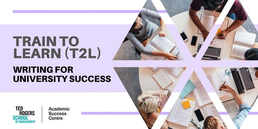 T2L: Writing for University Success
