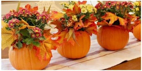Fall Centerpieces tickets