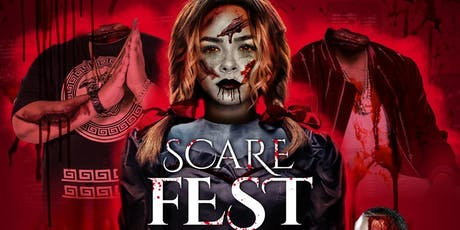 Scare Fest at LA TERRAZA ROOFTOP NYC. Manhattan's Only Latin Rooftop Party! tickets