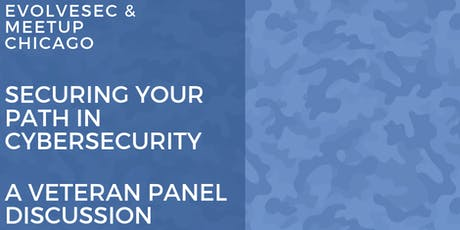 Securing your Path in Cybersecurity | A Veteran Panel Discussion tickets