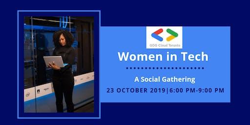 Women in Tech - A Social Evening