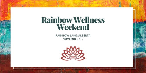 Rainbow Wellness Weekend