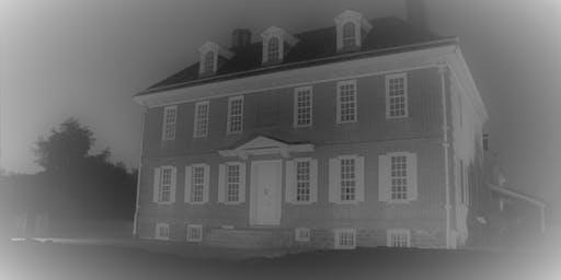 Historic Hope Lodge Holloween Lantern Tours