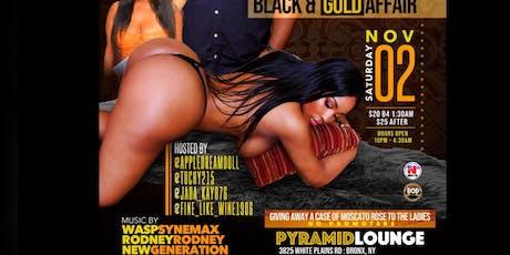 Dark Chocolate meets Honey (Nov 2nd) Black & Gol͏d Affair  tickets