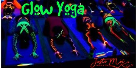 Glow Yoga tickets
