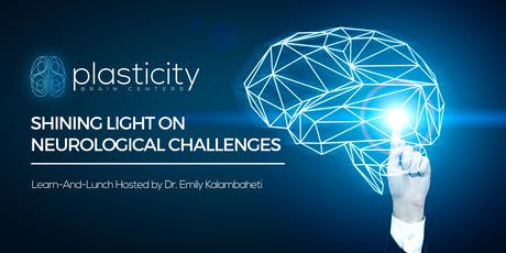 Shining Light on Neurological Challenges @ Plasticity Centers tickets