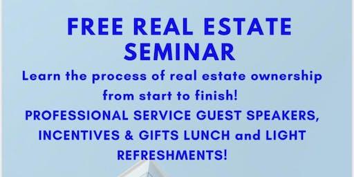 Free Real Estate Seminar
