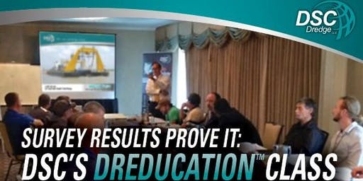 Mark Your Calendars For The 2020 Dreducation™ Class!