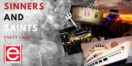 Sinners & Saints Haunted Party Cruise with Fast Times Band
