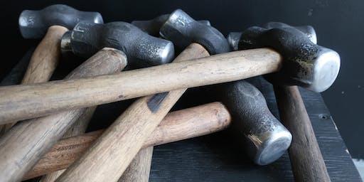 Blacksmithing Level 2: Toolmaking