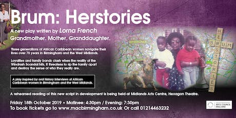 Brum Herstories tickets
