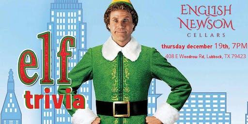Elf Trivia at English Newsom Cellars