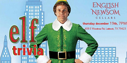 Elf Trivia at English Newsom Cellars