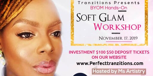 BYOM Hands-On Soft Glam Workshop