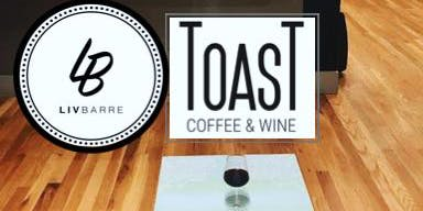 Liv Barre at Toast Coffee and Wine Bar