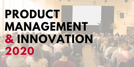 Product Management & Innovation 2020 tickets