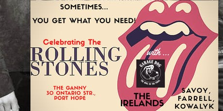 Rolling Stones Tribute tickets