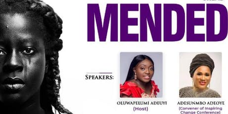 ELECT LADIES CONFERENCE 2019 - Mended tickets