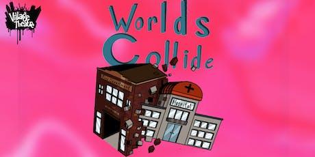 Worlds Collide tickets