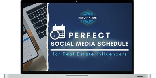 PERFECT SOCIAL MEDIA SCHEDULE with Wayne Salmans