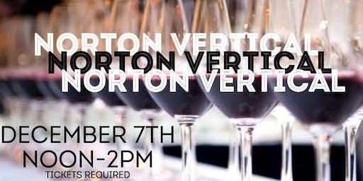 Norton Vertical Wine Tasting