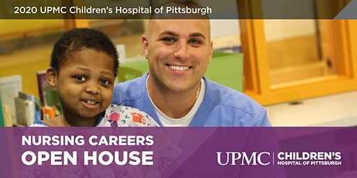 UPMC Children's Hospital of Pittsburgh Nursing Open House