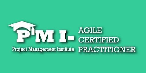 PMI-ACP (PMI Agile Certified Practitioner) Certification in Pierre, SD