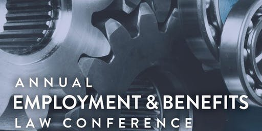 Employment Benefits Annual Conference November 2019