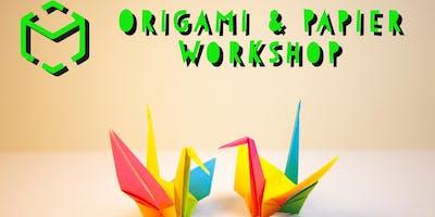Origami & Papier Workshop