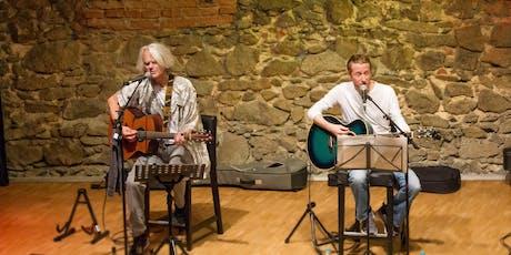 Ulli Bäer & Matthias Kempf: Zwei Stimmen. Zwei Gitarren. Tickets