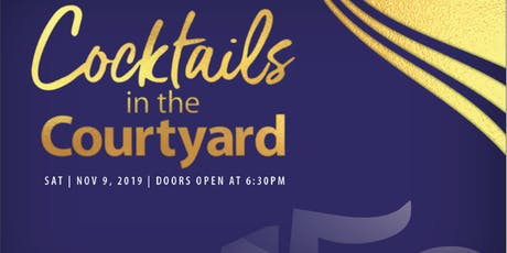 Cocktails in the Courtyard: 150 Years tickets